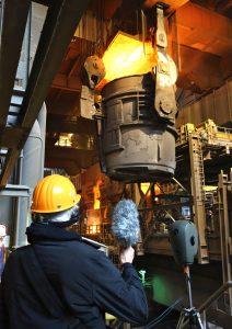 Stahlwerk Duisburg-Bruckhausen