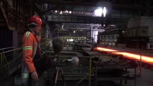 Stahlwerk Duisburg-Ruhrort